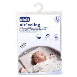 Εργονομικό μαξιλάρι αντιπνικτικό για κούνια και καρότσι Airfeeling 0+m