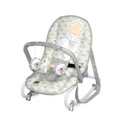 Lorelli Βρεφικό Ρηλάξ Top relax Light Grey Elephant