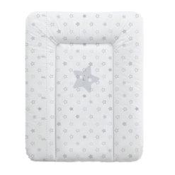 Αλλαξιέρα Μαλακή 50x70 cm Grey Stars Lorelli 1013016