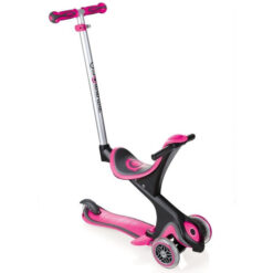Globber Πατίνι Scooter 5 σε 1 Evo Comfort-Deep Pink (458-110)
