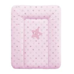 Αλλαξιέρα Μαλακή 50x70 cm Pink Stars Lorelli softy 101316