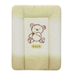 Αλλαξιέρα Μαλακή 50x70 cm Bear Yellow Lorelli softy 101316