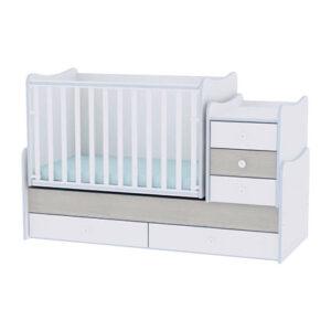 Πολυμορφικό Κρεβάτι Maxi Plus Blue Elm Lorelli 10150300033A