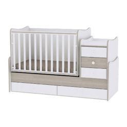 Πολυμορφικό Κρεβάτι Maxi Plus Amber Lorelli 10150300035A