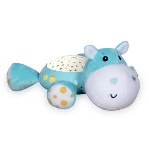 Lorelli Μουσικό φωτάκι νυκτός Night Light Hippo