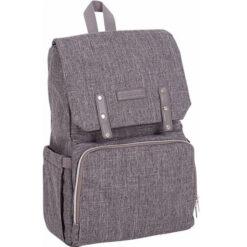 Τσάντα Αλλαξιέρα-Σακίδιο Πλάτης Kikkaboo Ciara Light Grey