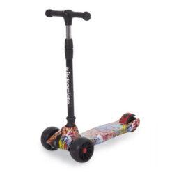 Πατίνι Scooter Τρίτροχο Rebel Colorful Kikkaboo 31006010042