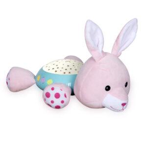 Lorelli Μουσικό φωτάκι νυκτός Night Light Rabbit