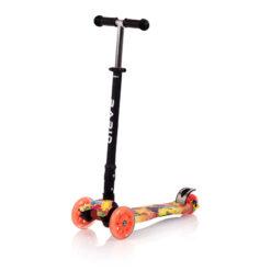 Πατίνι Scooter Rapid Τρίτροχο με Φωτιζόμενους Τροχούς City Lorelli 10390040007