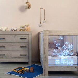 Προεφηβικό Κρεβάτι Ursus Sunbeam Santa bebe