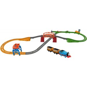 Fisher Price Thomas And Friends 3-In-1 Package Pickup Πίστα με 3 Διαδρομές GPD88